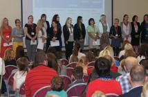 Nauczyciele Polskiej Szkoły w Peterborough podczas rozpoczęcia roku szkolnego