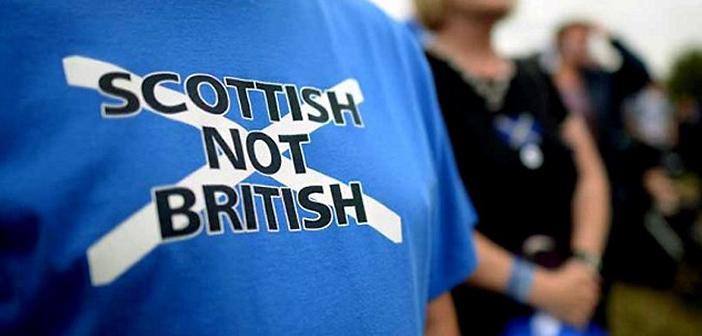 Szkocja poza Wielką Brytanią