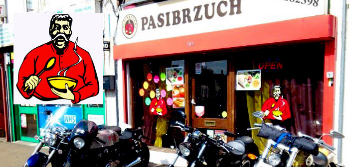 Punkt gastronomiczny Pasibrzuch Peterborough