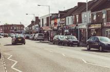 ulica Lincoln Road w Peterborough
