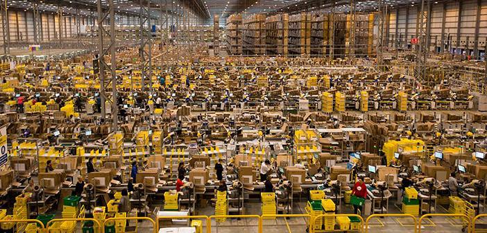 Amazon zwiększa zatrudnienie. Także w Peterborough