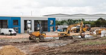 Nowe inwestycje w Peterborough Wschodnia Anglia