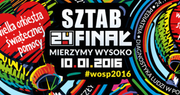 WOŚP Peterborough 2016 w Caliente