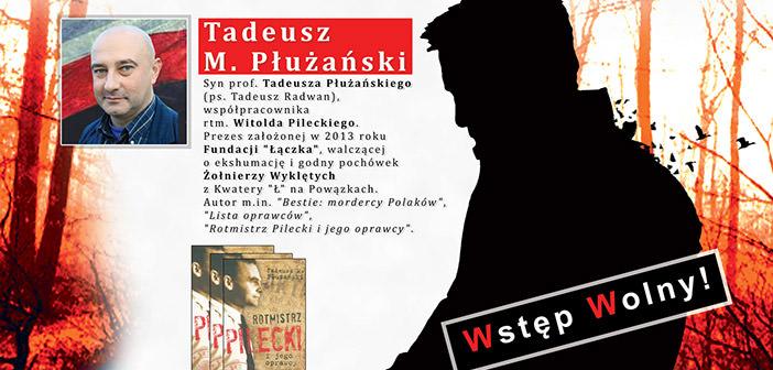 Peterborough: spotkanie Tadeuszem Płużańskim