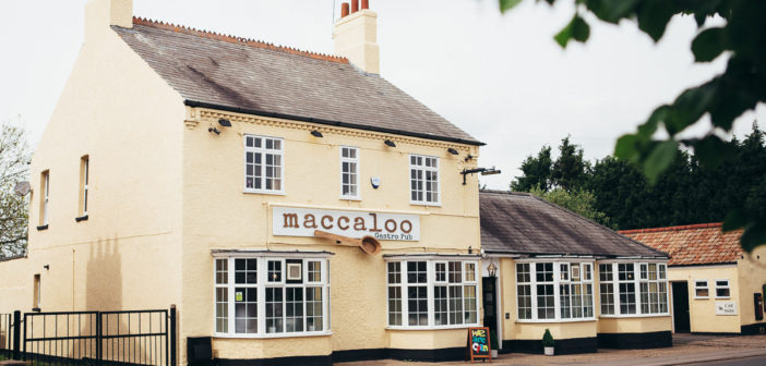 Maccaloo Pub