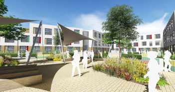 projekt nowej szkoly hampton garden college w peterborough