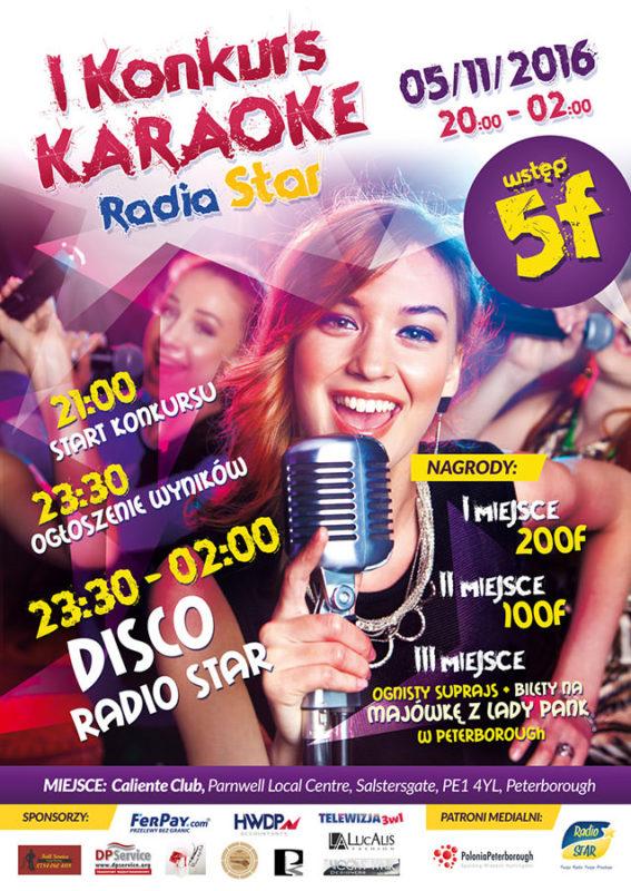 pierwszy konkurs karaoke w caliente