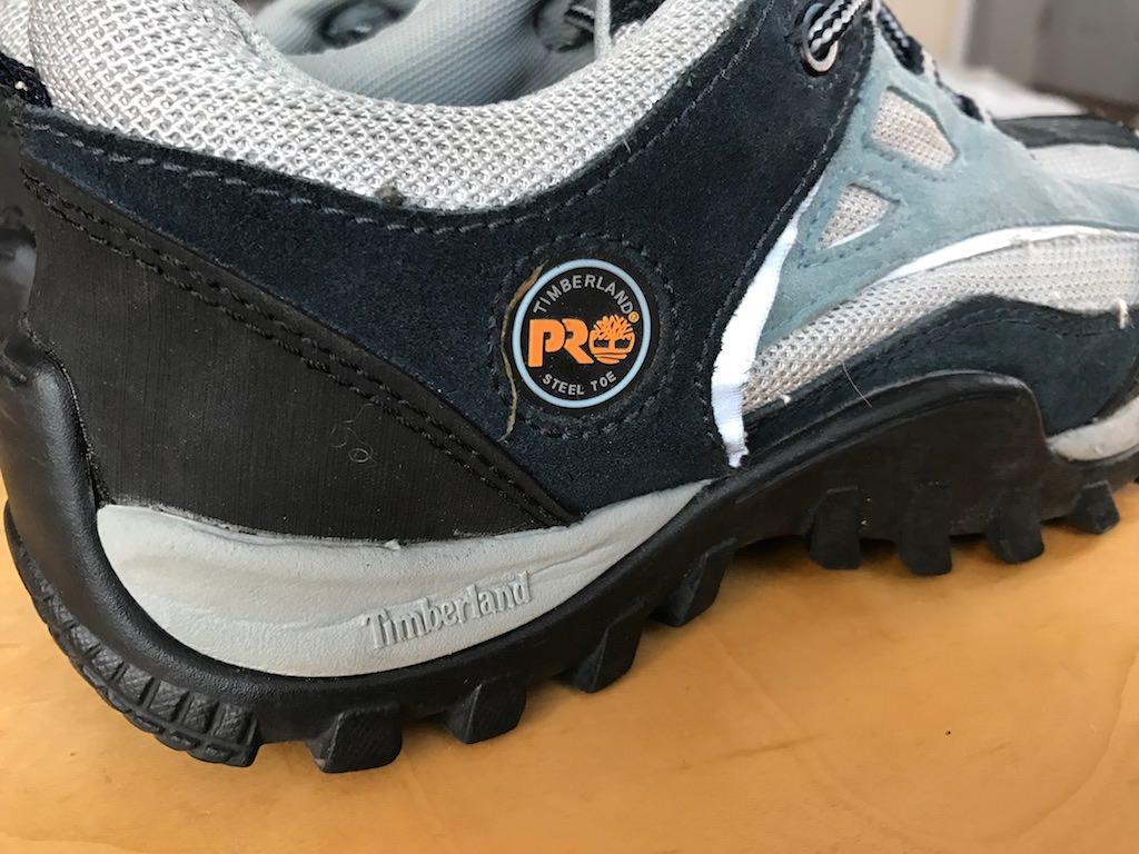 Damskie buty robocze Timberland