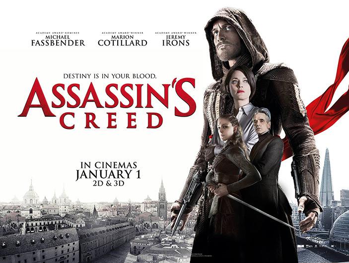 Kino w Wisbech zaprasza na Assassin's Creed z polskimi napisami