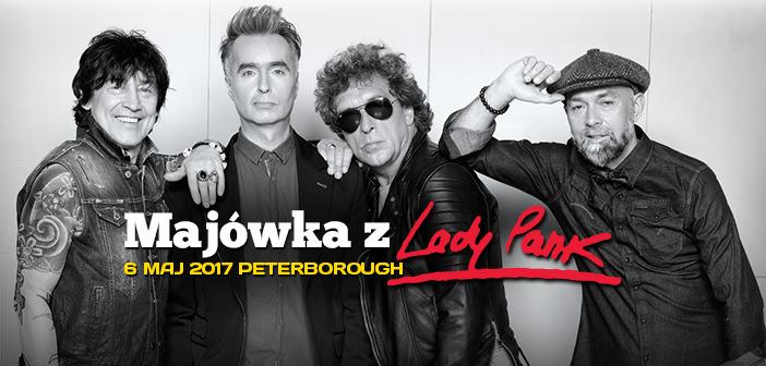 Lady Pank w Peterborough 2017