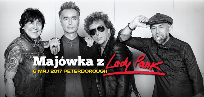 lady pank Peterborough 2017