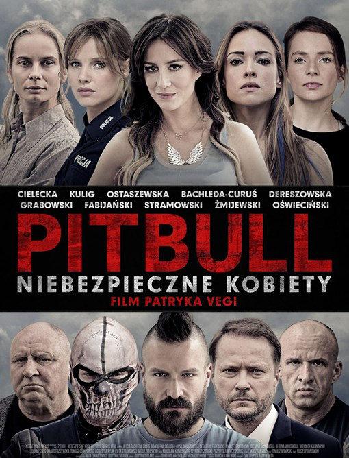 plakat nowego filmu Pitbull: Niebezpieczne Kobiety