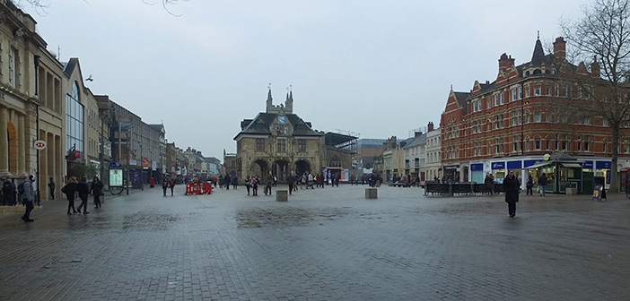 cathedral square peterborough