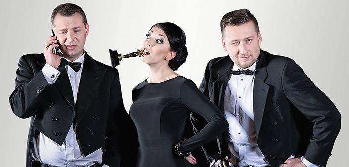 Kabaret Nowaki w Peterborough