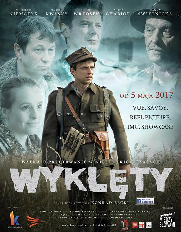 polski film wyklety w kinie peterborough