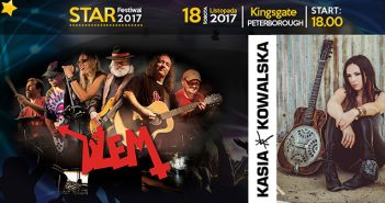 koncert dzemu i kowalskie w peterborough plakat