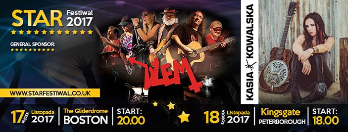 star festival 2017 deem Kasia kowalska