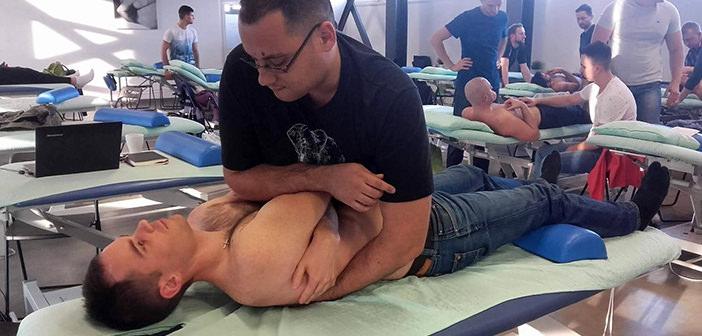 polski masażysta w Peterborough