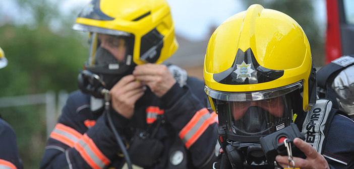 Straż pożarna w Cambridgeshire