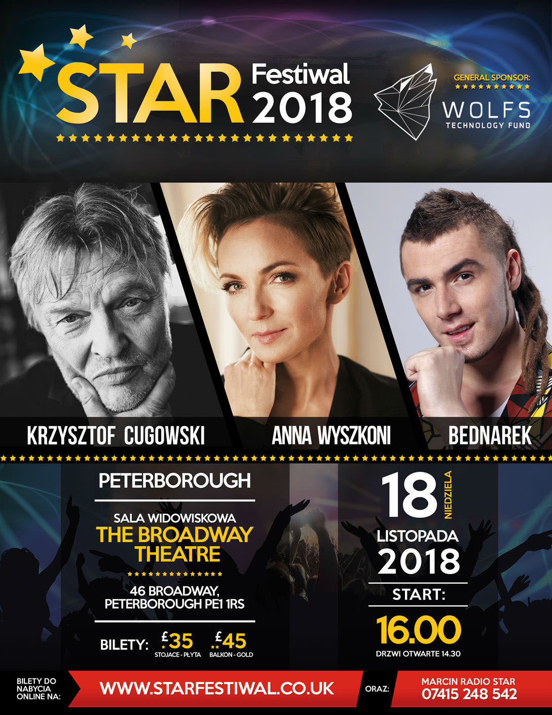 Peterborough Star Festiwal 2018